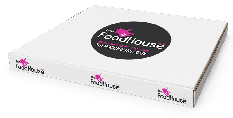 The FoodHouse Pizza Box